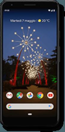 Google Pixel 3a XL製品画像
