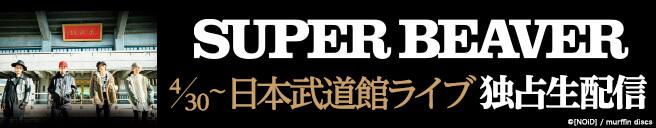 SUPER BEAVER 都会のラクダSP at 日本武道館