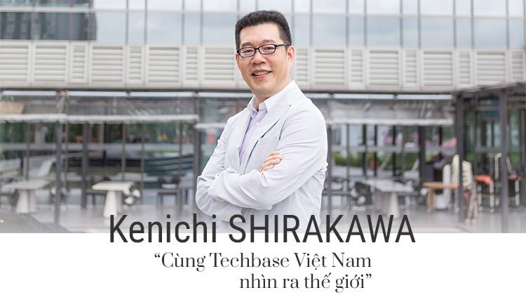 """""""Cùng Techbase Việt Nam nhìn ra thế giới"""""""