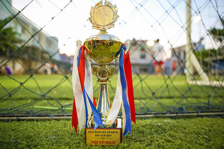 Bế mạc giải TBV Football Championship 2019