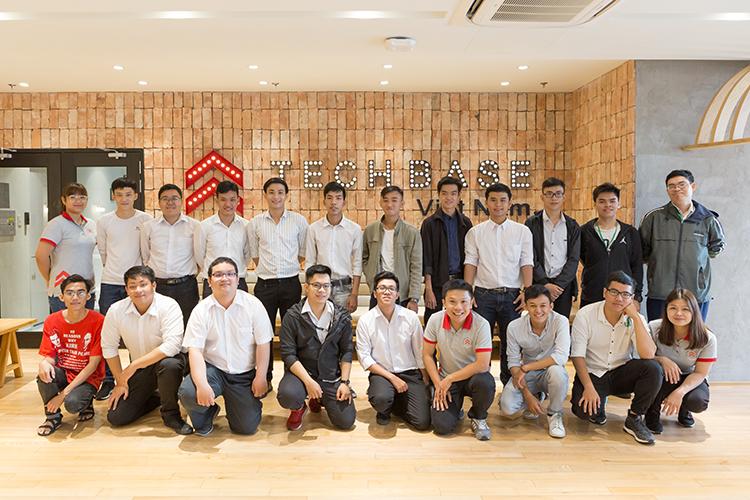 TBV ✰ TDTU Internship Program 2019