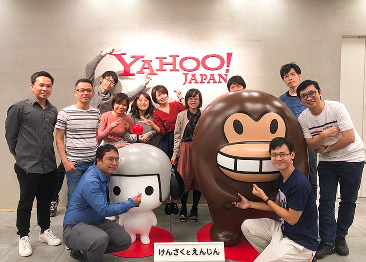 Team Travel: Đến Tokyo Mùa Thu