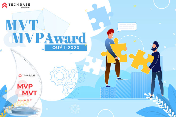 MVT MVP AWARD QUÝ 1 2020