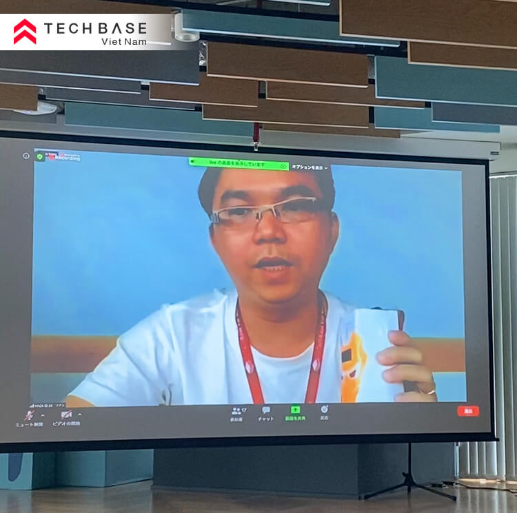 Yahoo! JAPAN Internal Hack Day at Techbase Vietnam-2020