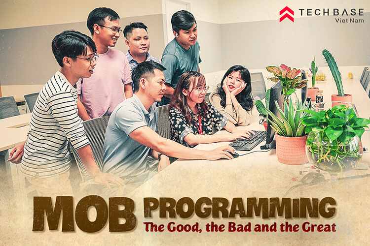 Mob Programming - The Good, the Bad and the Great