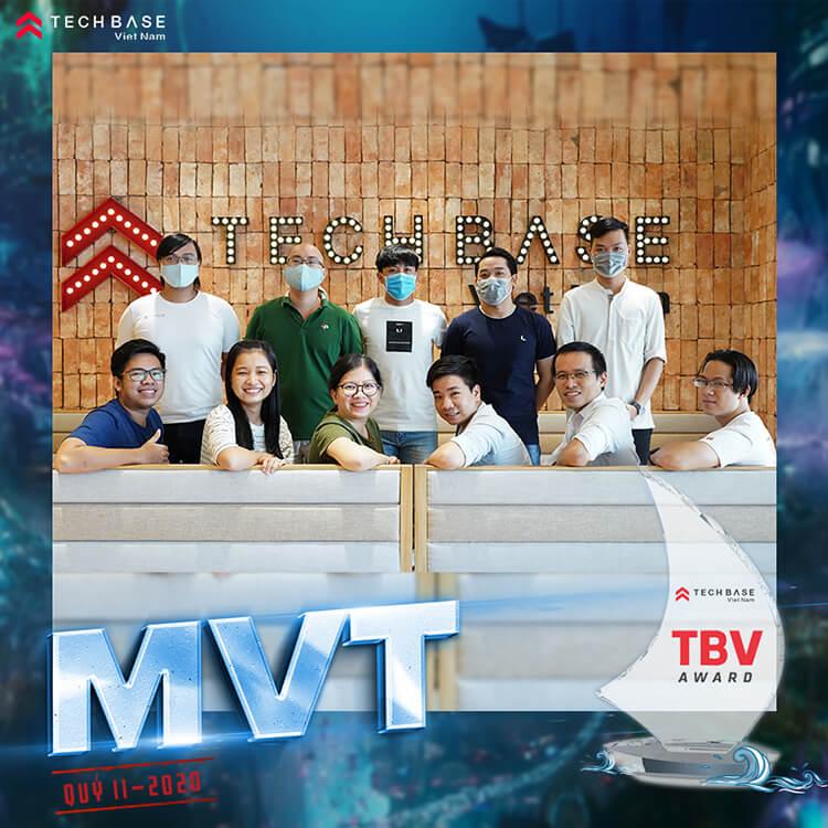 MVT MVP AWARD QUÝ 2 2020