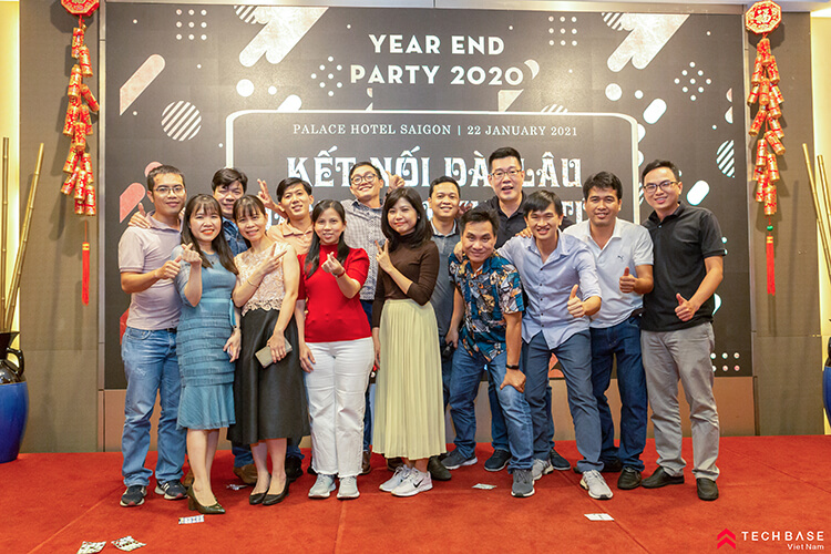 YEAR END PARTY 2020