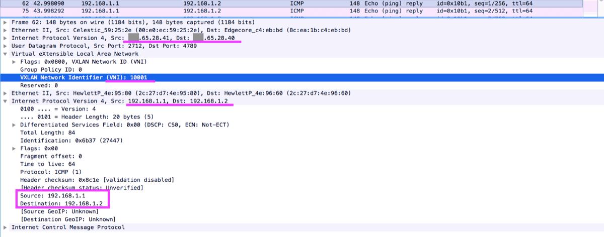 dataplane unicast