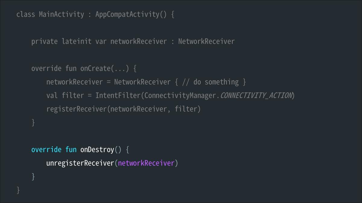 スライドにコードを載せる場合の例