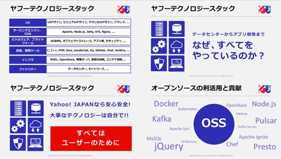 Yahoo! JAPAN Tech Conf 2018