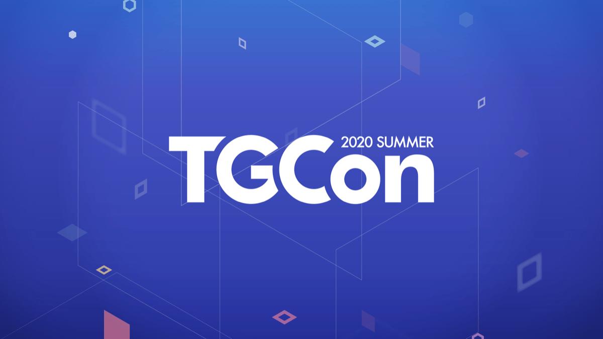 TGConのロゴ