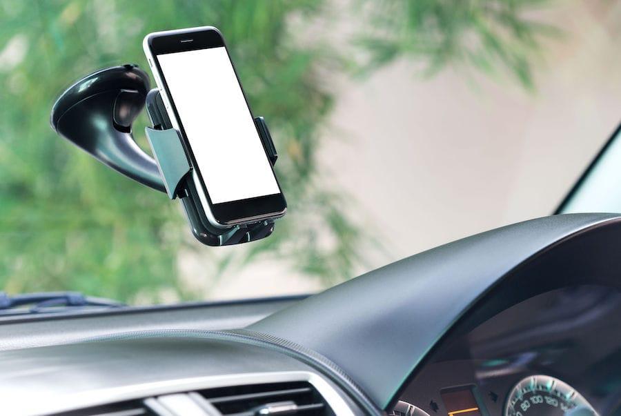 車内で音声認識をする場合、走行音やオーディオの音が声に含まれてしまう