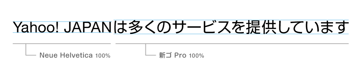 フォントサイズ比較_調整前
