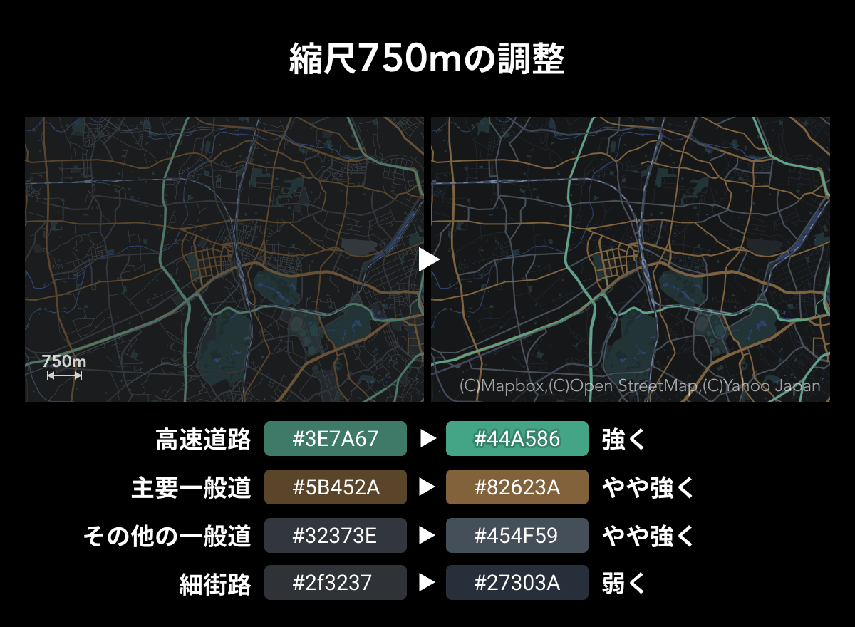 zoom12のときの地図の変更