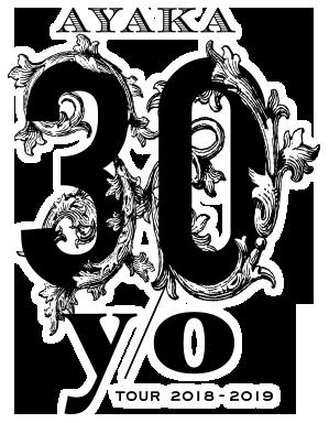 絢香 30 y/o TOUR 2018-2019