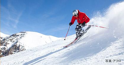 新潟スキー&スノーボードリフト券 写真:アフロ
