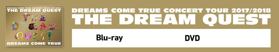 DREAM COME TRUE CONCERT TOUR 2017/2018 Blu-ray DVD