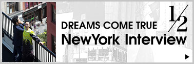 DREAMS COME TRUE New York Interview 1/2
