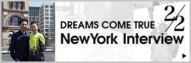 DREAMS COME TRUE New York Interview 2/2
