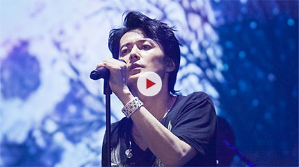 FUKUYAMA MASAHARU LIVE【GYAO! MUSIC LIVE】
