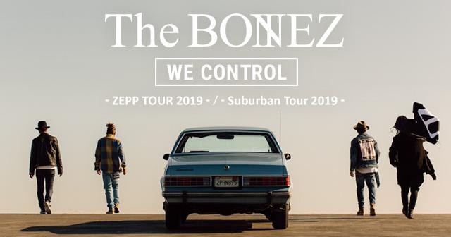 The BONEZ(プラス先行)