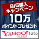 【BIG1等最高7億円】くじ購入で最大10万ポイント当たる!!