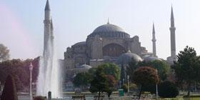 イスタンブールの歴史地区