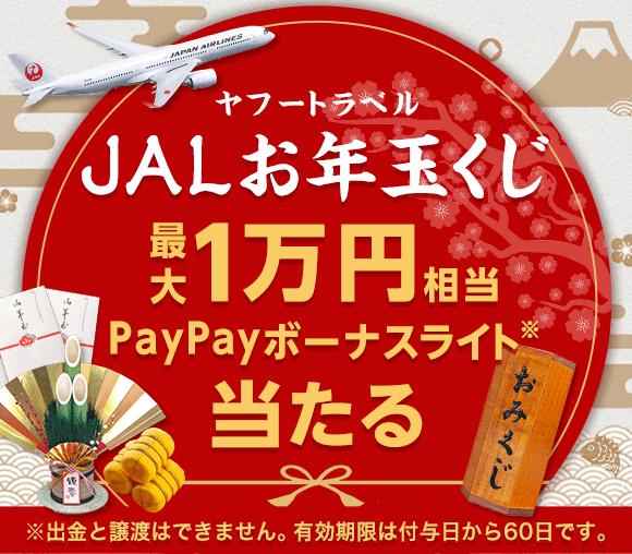 JALお年玉くじキャンペーン