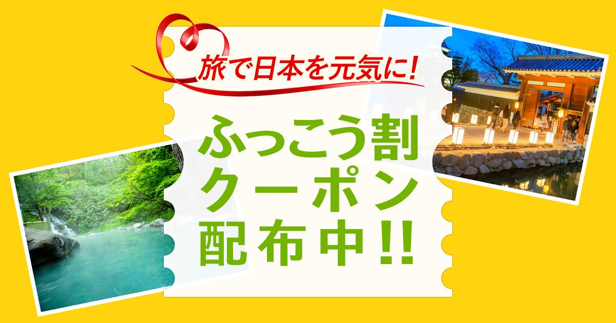 栃木 ふっこう 割 栃木県ふっこう割クーポン|JTB