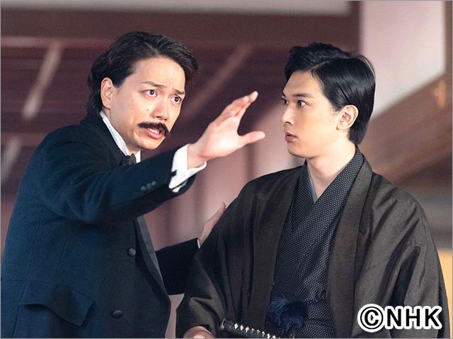 大河ドラマ「青天を衝け」 第28話 あらすじ 9月26日放送分