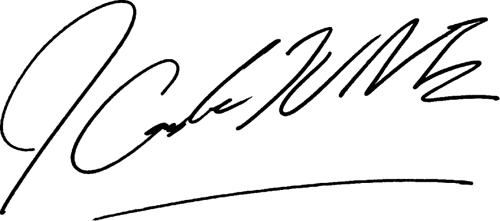 CANDLE JUNEさんのサイン