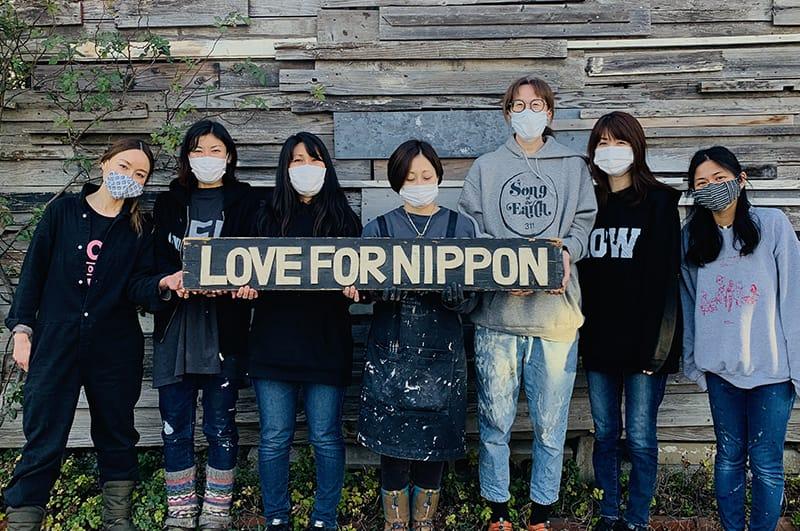 福島の復興を目指すSOTEシンポジウムのサポートの写真