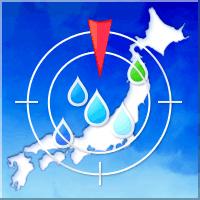 知多市 雨雲レーダー
