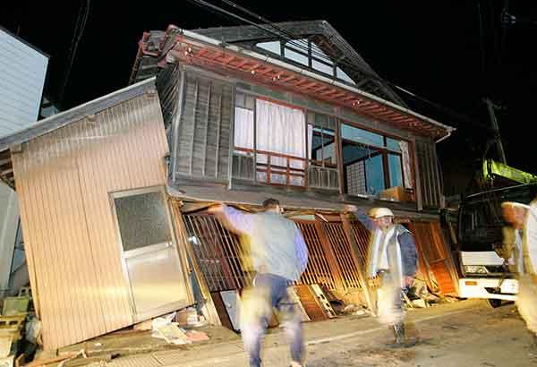 能登半島地震:(2007年3月25日)