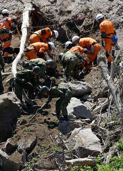 岩手・宮城内陸地震:(2008年6月15日)