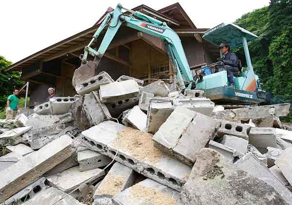 岩手・宮城内陸地震:(2008年6月16日)