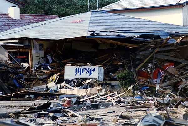 北海道南西沖地震:(1993年7月)