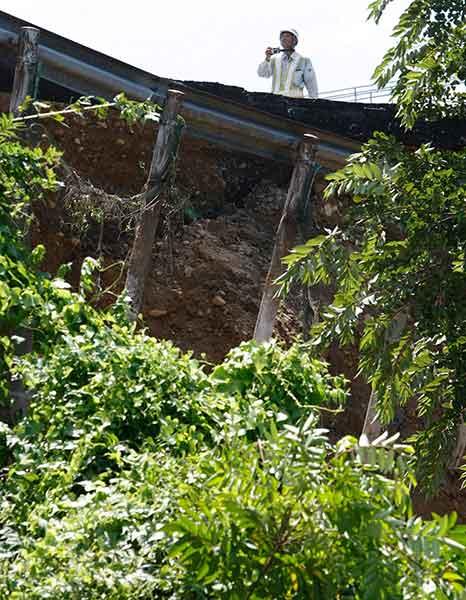 静岡でM6.5の地震