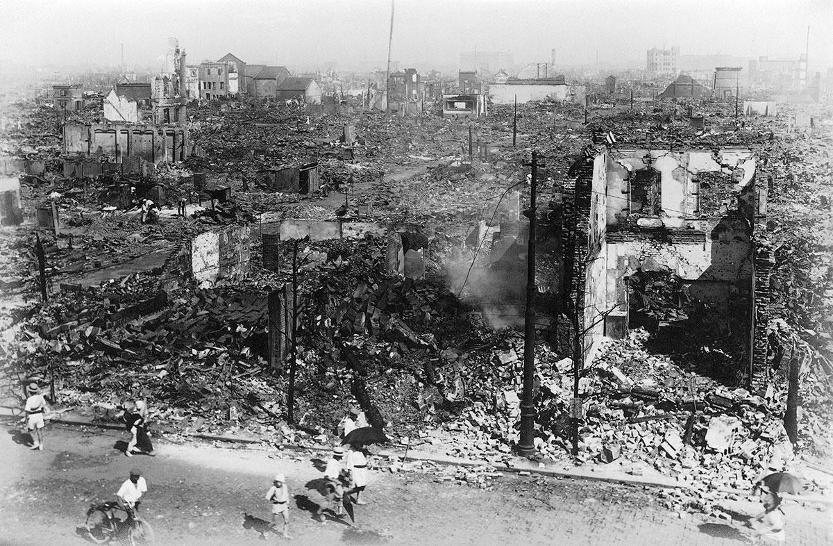 関東大震災(1923年)