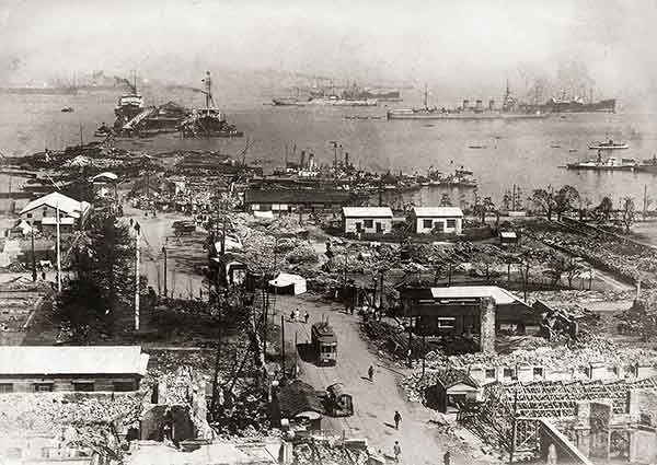 関東大震災(1923年9月)