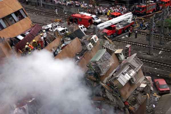 台湾大地震(1999年9月20日)