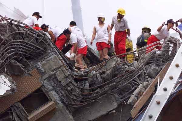 台湾大地震(1999年9月21日)
