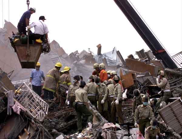 台湾大地震(1999年9月23日)