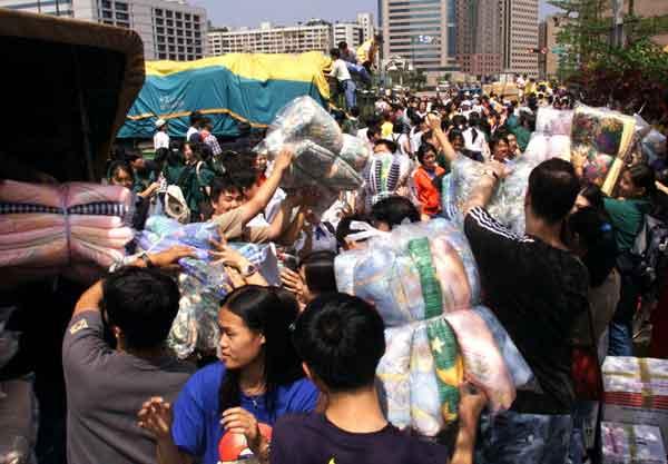 台湾大地震(1999年9月24日)