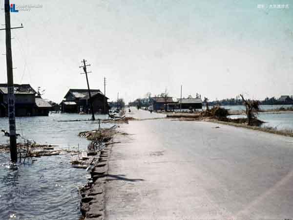 国道1号:長島 1959秋