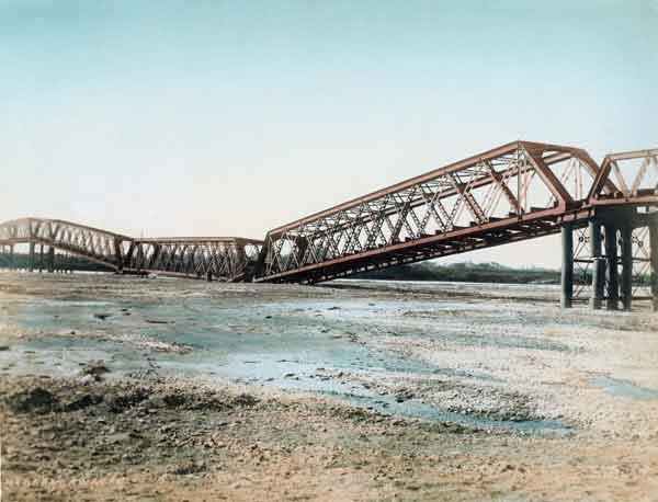 濃尾地震(1891年10月28日)