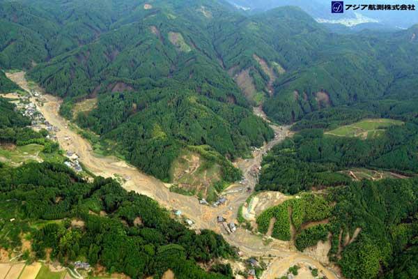 平成29年7月九州北部豪雨(2017年7月5日) | 災害カレンダー ...