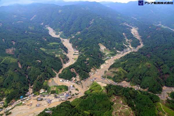 赤谷川(2017年7月8日撮影)