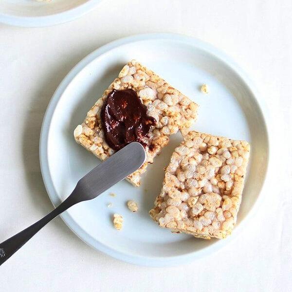 砂糖不使用 玄米糀チョコの写真