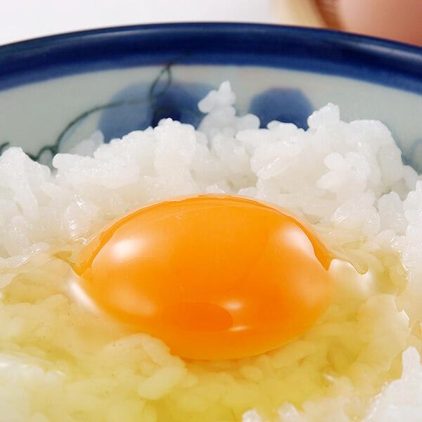 信州伊那の平飼い卵の写真